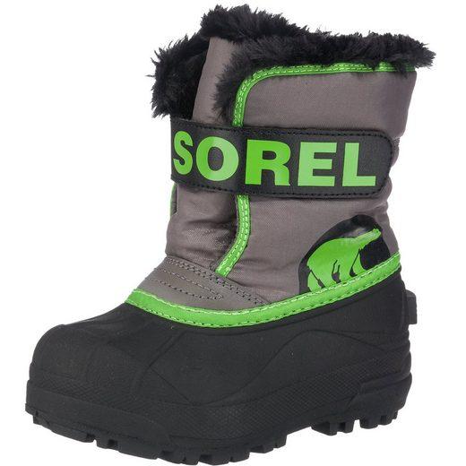 Sorel Kinder Winterstiefel SNOW COMMANDER