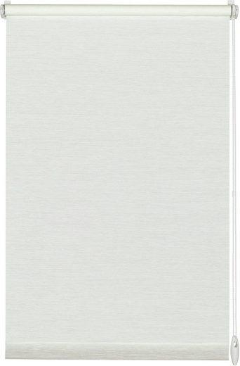 Seitenzugrollo »EASYFIX Rollo Natur«, GARDINIA, Lichtschutz, ohne Bohren, freihängend, im Fixmaß