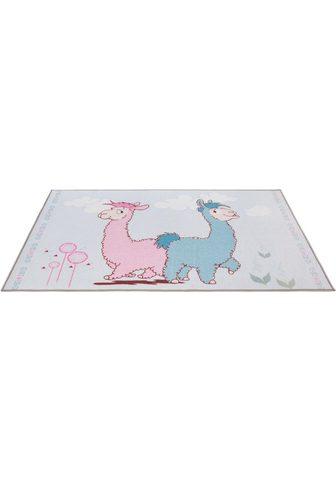 NICI Vaikiškas kilimas »Lama Lamina« rechte...
