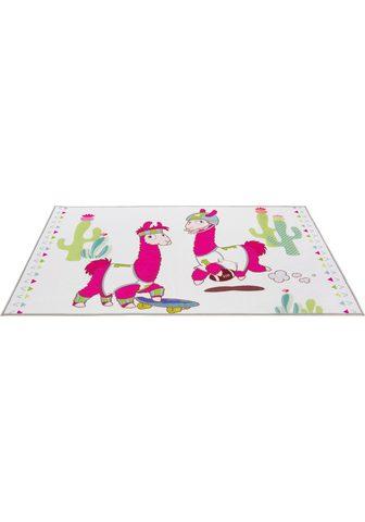 NICI Vaikiškas kilimas »Lama Lisander« rech...