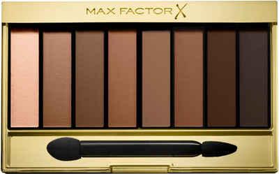 MAX FACTOR Lidschatten-Palette »Nude Palette 08 Matte Sands«