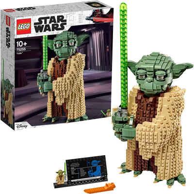 LEGO® Konstruktionsspielsteine »Yoda™ (75255), LEGO® Star Wars™«, (1771 St), Made in Europe