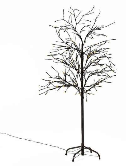LED Dekolicht »Trauerweide«, LED-Baum, warmweiß, Höhe 150 cm