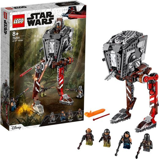 LEGO® Konstruktionsspielsteine »AT-ST™-Räuber (75254), LEGO® Star Wars™«, (540 St)