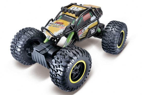 Maisto Tech RC-Monstertruck »Tech RC Rock Crawler Pro 2«