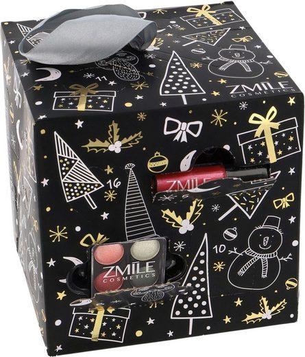 ZMILE COSMETICS Adventskalender »Cube black« (24-tlg)