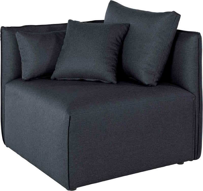 elbgestoeber Sofa-Eckelement »Elbdock« (1 St), Modul - zum eigenen Zusammenstellen; in vielen Bezugsqualitäten und Farben