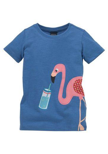 Arizona T-Shirt mit schönem Druck und Applikation