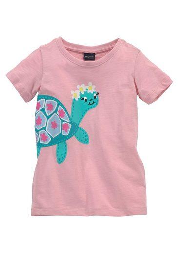 Arizona T-Shirt mit tollem Druck + Applikation