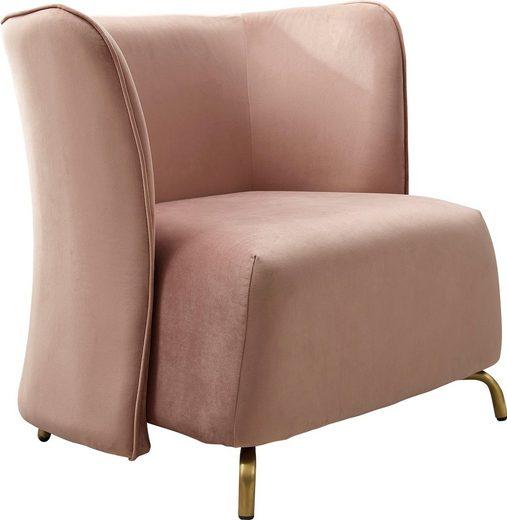 COUCH♥ Loungesessel »Perfekt Platziert«  in besonderer Form  COUCH Lieblingsstücke