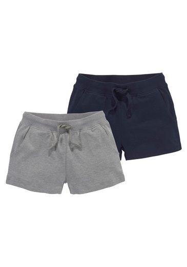 KIDSWORLD Shorts (Packung) in Interlockqualität