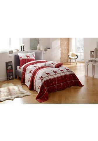 MY HOME Покрывало на кровать »Wenda&laqu...