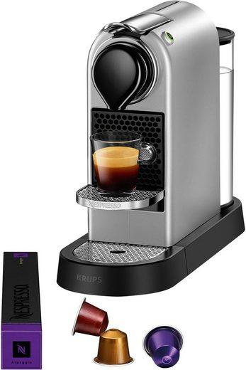 Nespresso Kapselmaschine XN741B New CitiZ