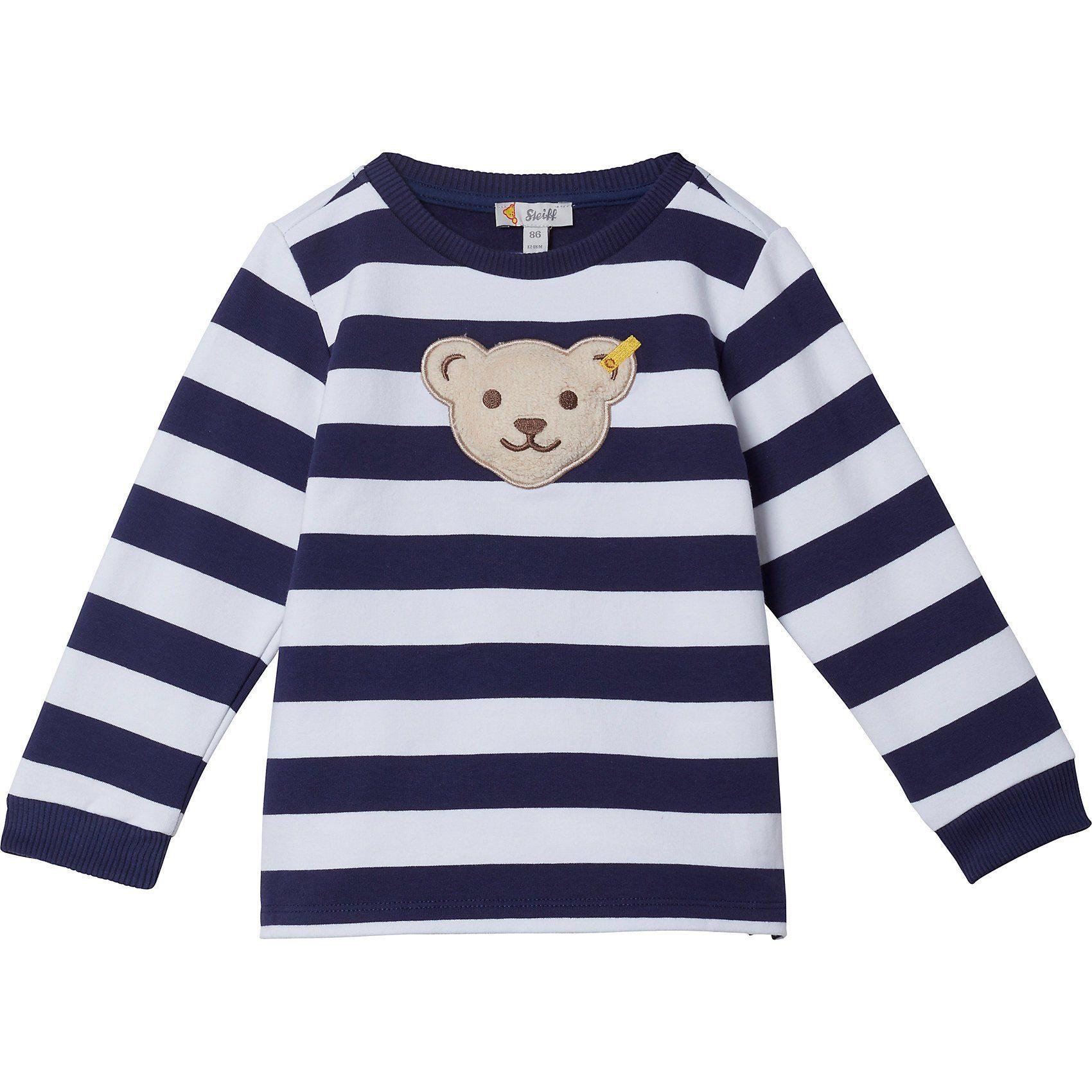 Steiff Sweatshirt mit Quietsch für Jungen kaufen | OTTO