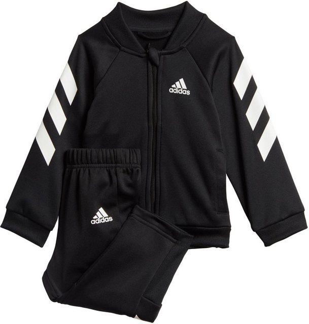 adidas Performance Trainingsanzug »TRACKSUIT« (Set, 2-tlg) | Sportbekleidung > Sportanzüge > Trainingsanzüge | adidas Performance