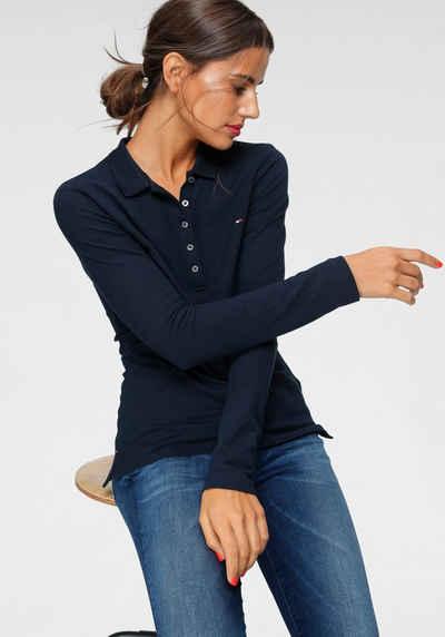 verschiedenes Design Schuhwerk Neupreis Tommy Hilfiger Damen Poloshirts online kaufen | OTTO