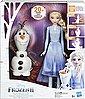 Hasbro Anziehpuppe »Die Eiskönigin II, Magischer Spielspaß mit Elsa & Olaf«, interaktiv, Bild 2