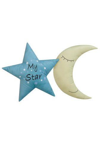 LÜTTENHÜTT Dekoratyvinė pagalvėlė »My Star« Lütte...