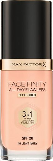 MAX FACTOR Foundation »All Day Flawless«