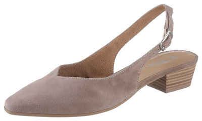 Tamaris »Kosy« Slingpumps in klassischer Form