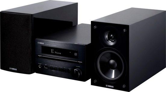 Yamaha »MCR-B370D« Kompaktanlage (Digitalradio (DAB), FM-Tuner, 40 W)