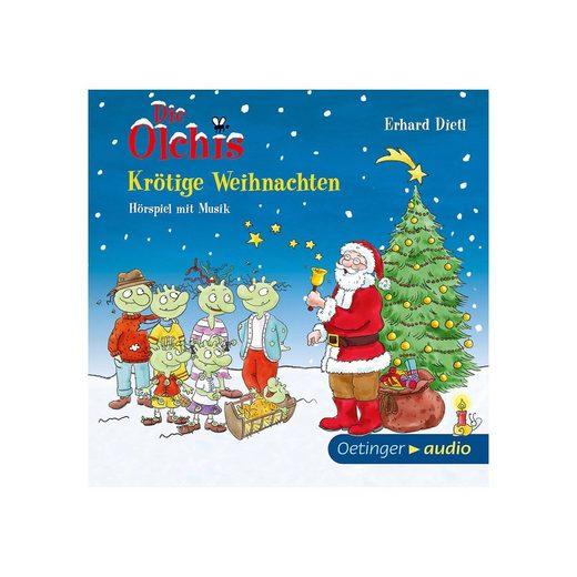 CD Die Olchis - Krötige Weihnachten