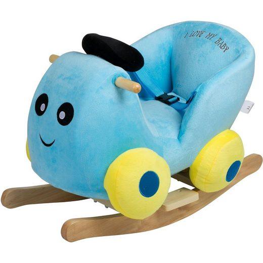 BabyGo Rocker Auto