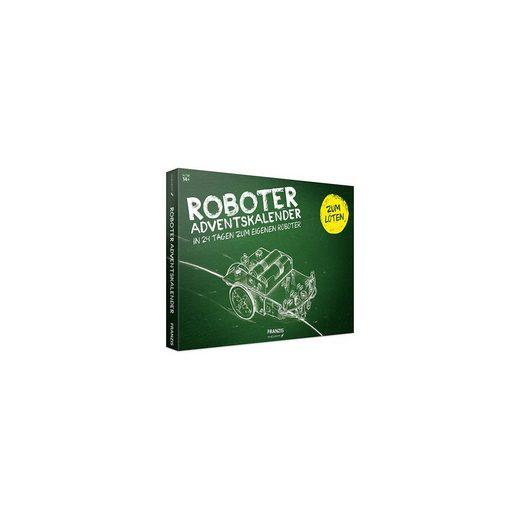 Franzis Der Roboter Adventskalender