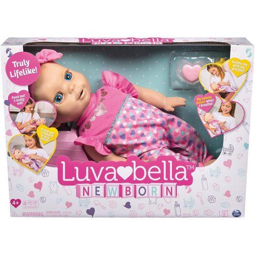 Spin Master Luvabella Newborn - Blond