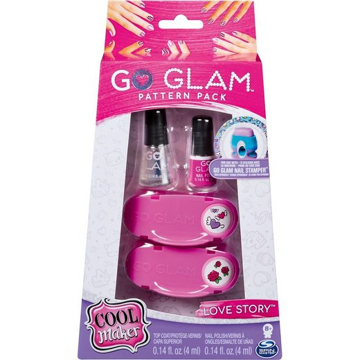 Spin Master Go Glam Nails - Fashion Pack