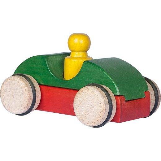 "Helga Kreft PuzzleMobil ""Cabrio"""