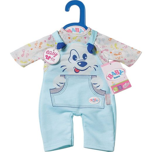 Zapf Creation® BABY born Little Cute Outfit blue 36cm
