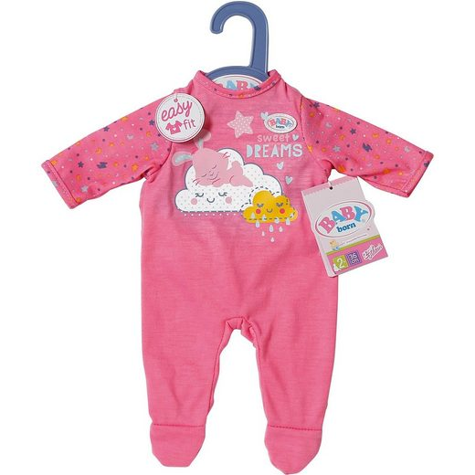 Zapf Creation® BABY born Little Night Outfit pink 36cm