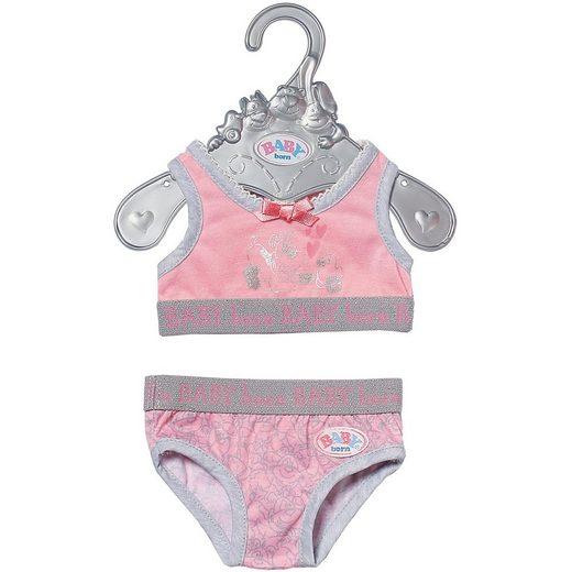 Zapf Creation® BABY born Underwear pink 43cm