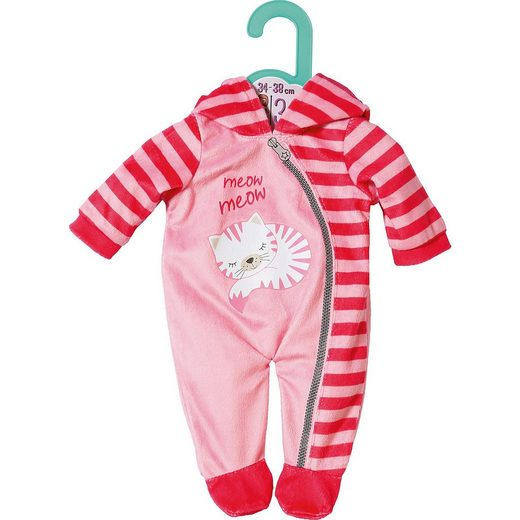 Zapf Creation® Dolly Moda Onesie red 36cm