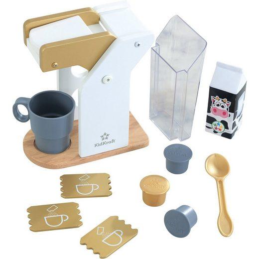 KidKraft® Kaffee-Set – Metallfarben