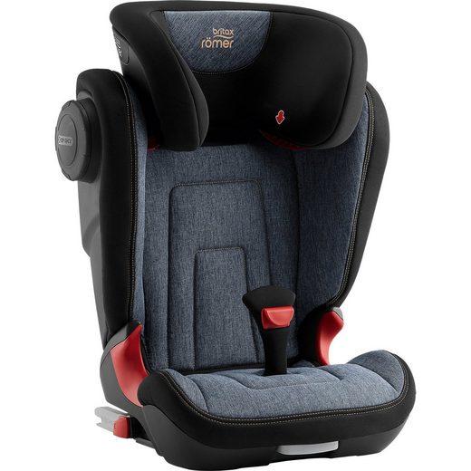 BRITAX RÖMER Auto-Kindersitz Kidfix 2 S, Blue Marble