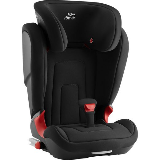 BRITAX RÖMER Auto-Kindersitz Kidfix 2 R, Cosmos Black