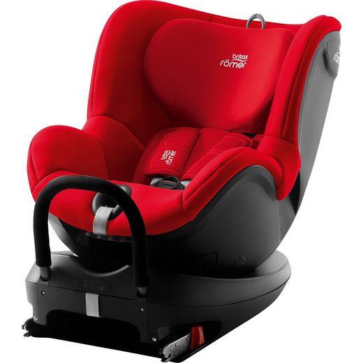 BRITAX RÖMER Auto-Kindersitz Dualfix 2 R Fire Red