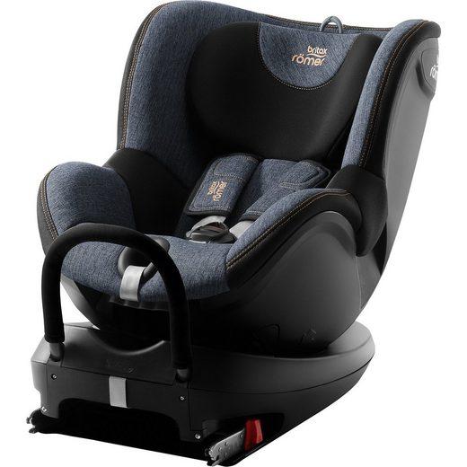 BRITAX RÖMER Auto-Kindersitz Dualfix² R, Blue Marble