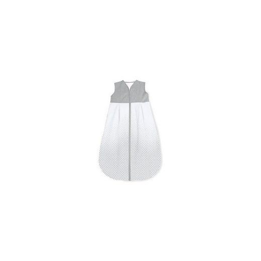 Pinolino® Sommer-Schlafsack Running Stars, grau, 110 cm