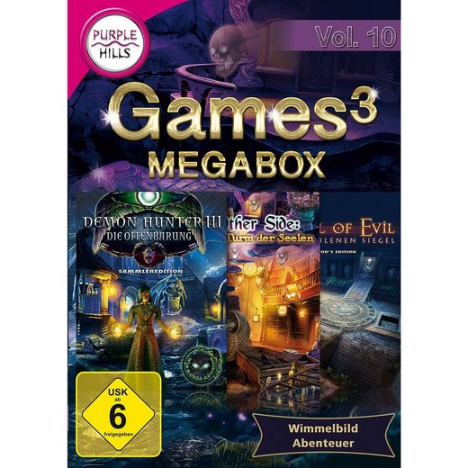 PC Games 3 - Mega Box Vol. 10