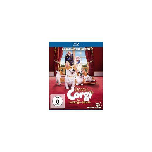 Sony BLU-RAY Royal Corgi - Der Liebling der Queen