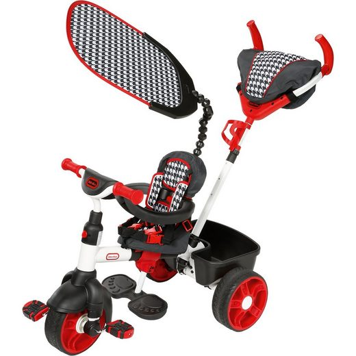 Little Tikes® 4-in-1 Trike Deluxe Sports Edition (rot/wei)