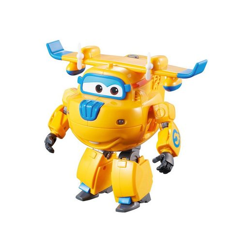 Giochi Preziosi Super Wings Transform-Flugzeuge m. Sound Donnie