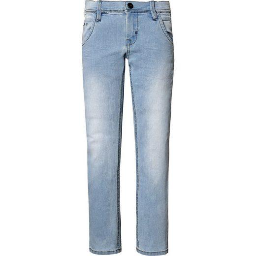 Name It Jeans NMMSILAS Slim Fit für Jungen, Bundweite XSLIM