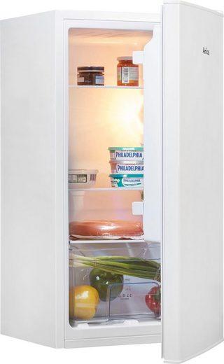 Amica Table Top Kühlschrank VKS 351 116 W, 84,5 cm hoch, 45 cm breit