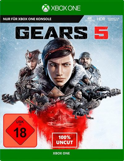 Gears of War 5 - Standard Edition Xbox One