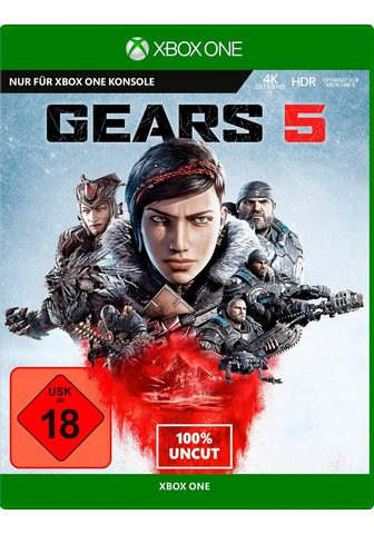 Gears of War 5 - Standard Edition