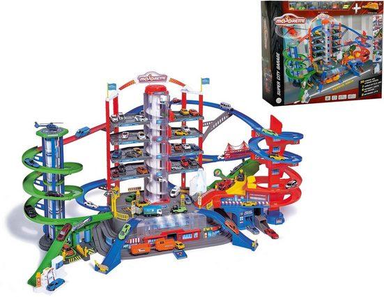 majORETTE Spiel-Parkgarage »Super City Garage«